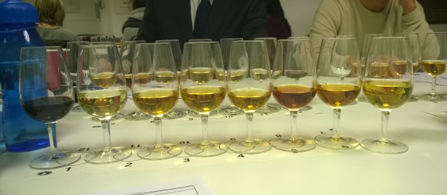 Notes on the WSET Diploma, Week 2.